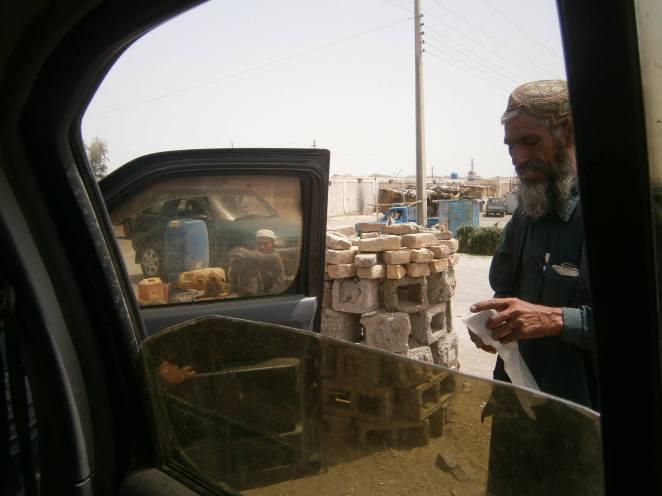Balochi buys stuff