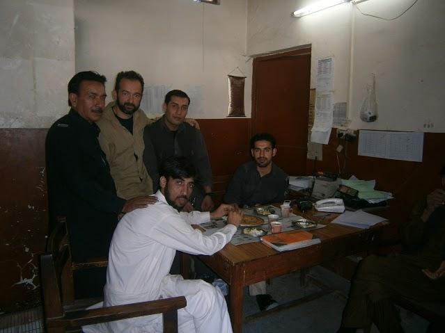 Quetta - policeskiq uchastyk i doma na za 2 denonoshtiq