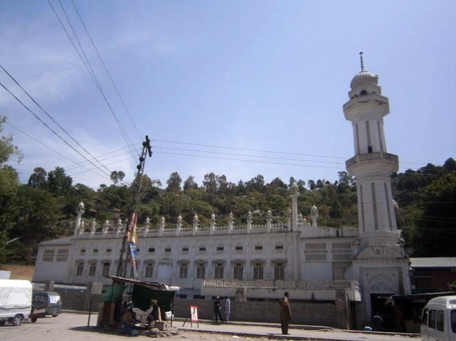 Djamiqta Iliasi v Abottabad