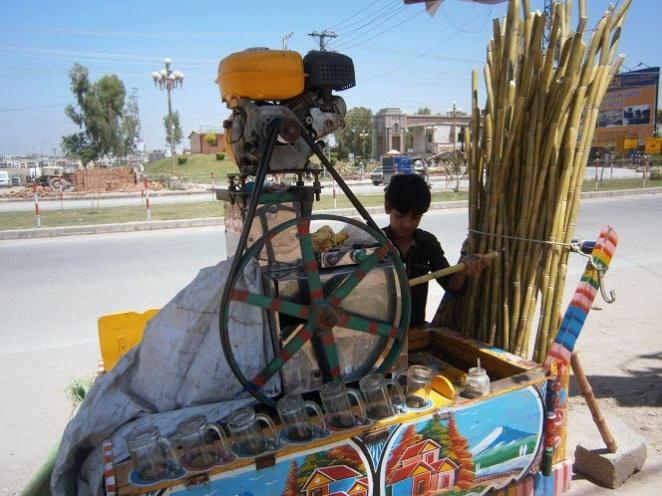 Islamabad - kolichka za sok ot zaharna trustika