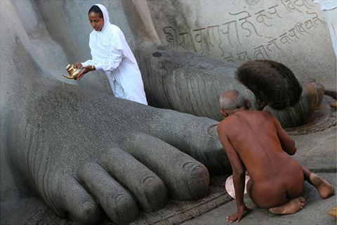 Jainism.MonkNun