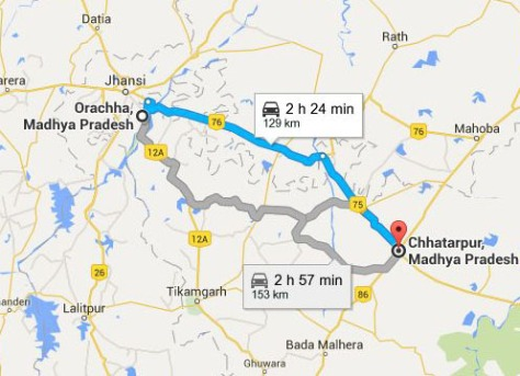 map chatrpur