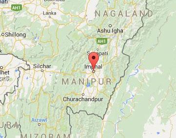 MAP_Imphal
