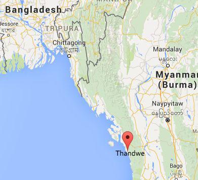 Map_Thandwe