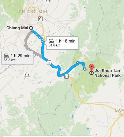 MAP_Chiang Mai