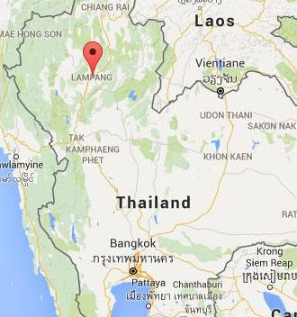 MAP_Lampang