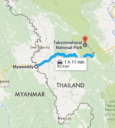 MAP_Taksin Maharat