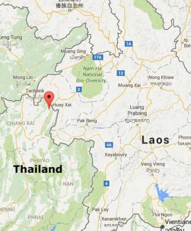MAP_Chaing Khong 1
