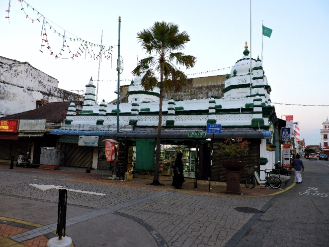 indian mosque