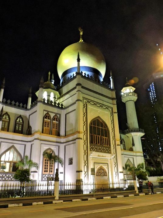 1.Sultan mosque