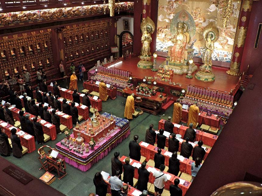 10.Budhist ceremony