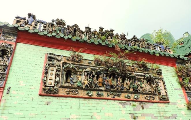 15. chinese mural