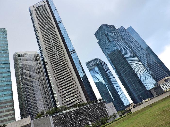 18. Skyscrapers