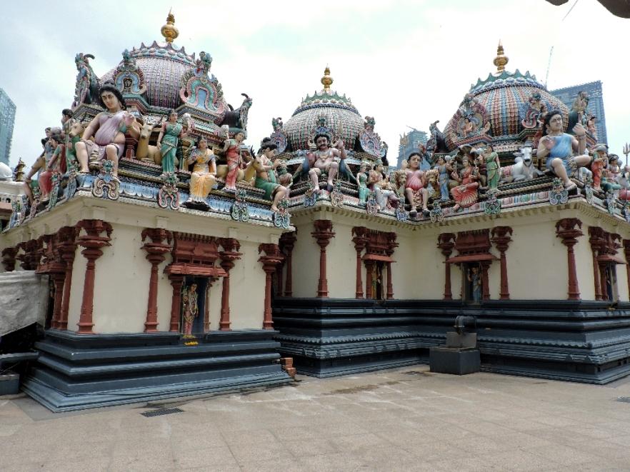 2. Sri Mariamman hindu temple