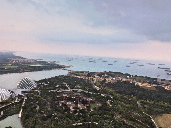 24. Gardens by the Bay