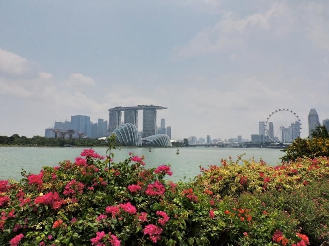 30. Marina bay