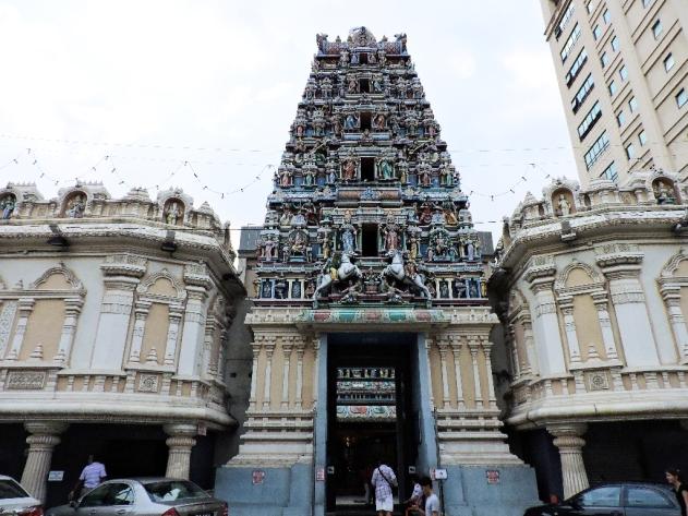 4. hindu temple
