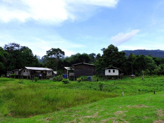penan-village