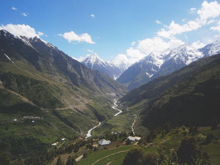Keylong-dolina